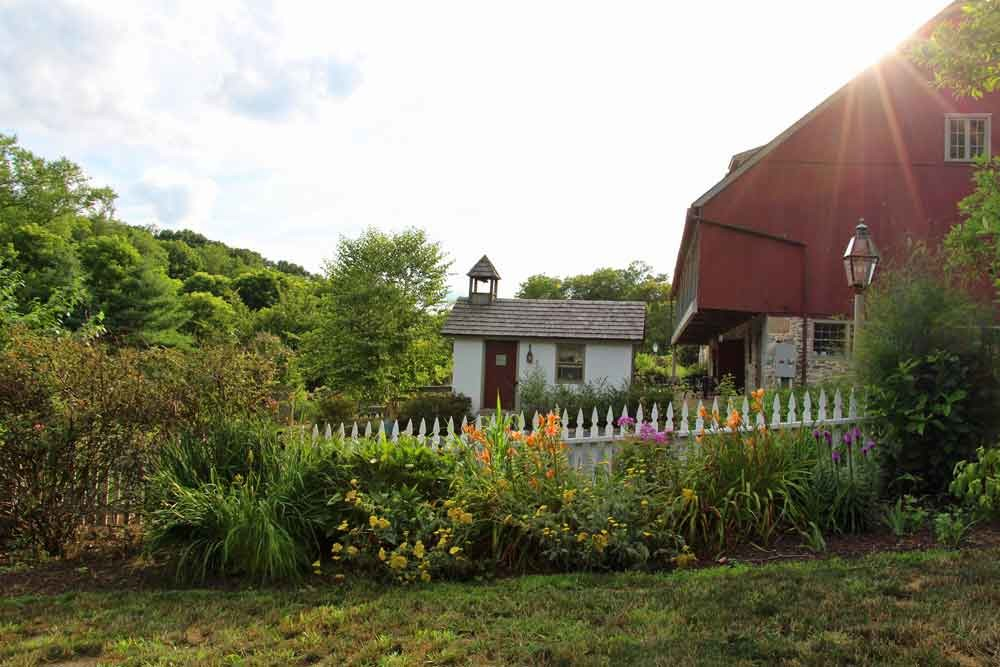 Pheasant Run Farm, Lancaster PA Bed and Breakfast & wedding destination
