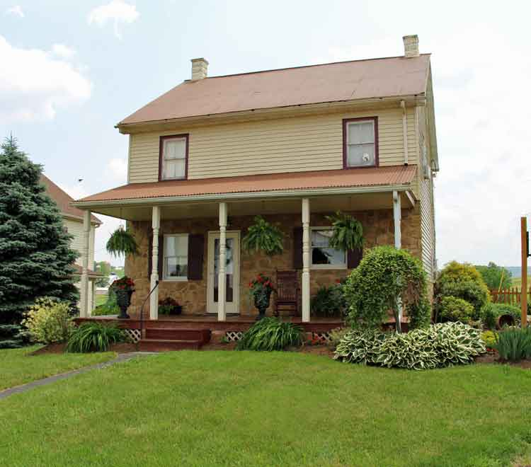 Valley Brook Farm Lancaster PA vacation rental