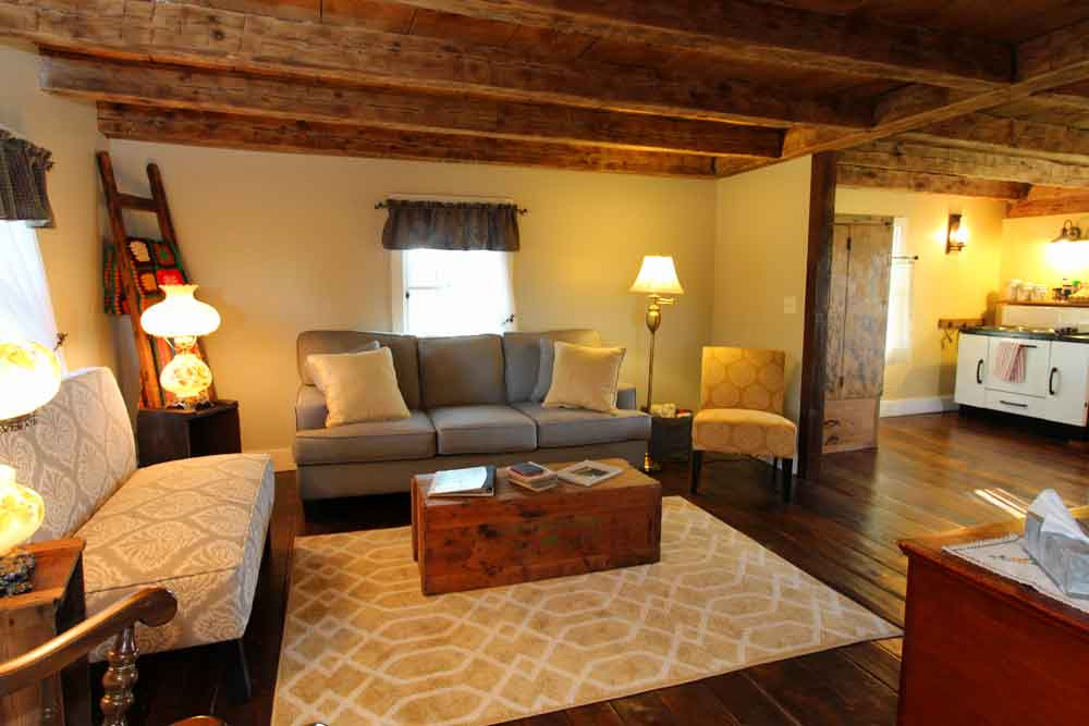 Farm vacation rental Lancaster PA
