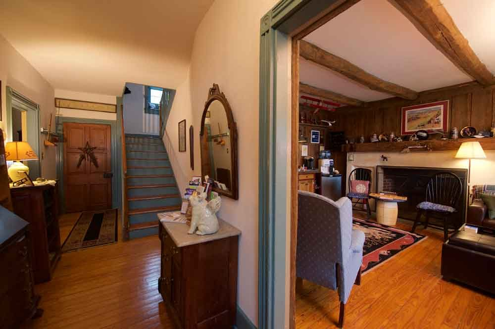 Osceola Mill House Bed & Breakfast Lancaster County PA